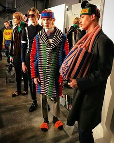 Who also fell in love with the Fendi show yesterday  #voltcafe #fendi #backstage #milanfashionweek ---------------------------------------------------------------------- @Regrann from @timblanks - POP! goes @fendi @bof #mfw #FendiFW17 - #regrann  via VOLT MAGAZINE OFFICIAL INSTAGRAM - Celebrity  Fashion  Haute Couture  Advertising  Culture  Beauty  Editorial Photography  Magazine Covers  Supermodels  Runway Models