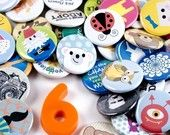 Barrel of Monkeys ~ some great buttons for extremely low prices!