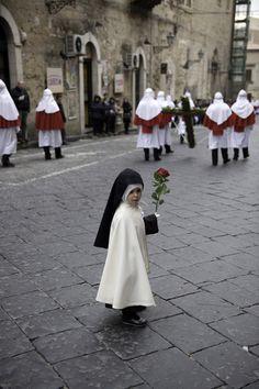 Sicily, ITALY | Steve McCurry