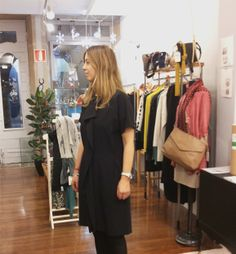 #MónicaLavandera #dress #LimitedEdition #NumberedEdition #LittleBlackDress #SantiagodeCompostela