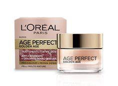 Prova la nuova crema Age Perfect Golden Age di L'Oréal Paris