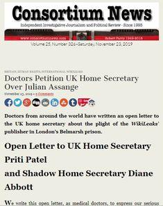 2019 Nov Doctors' Petition - Open letter to UK Home Secretary Diane Abbott, Uk Homes, Open Letter, Lawyers, Secretary, Doctors, Politics, Articles, Medical