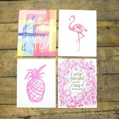 We love prints for your home! These new additions are beautiful and great for creating your very own gallery wall! So many different styles and colors- you just have to swing by and check them out! Prints are a great gift, and work well in dorms and college rooms too!