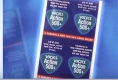 P&G Stops Sale of cough-and-cold drug 'Vicks Action 500 extra' after Government Ban :http://tamilgoose.com/pg-stops-sale-of-cough-and-cold-drug-vicks-action-500-extra-after-government-ban/