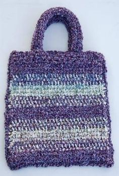 Free Crochet Purse Patterns - plus More Bags and Handbags
