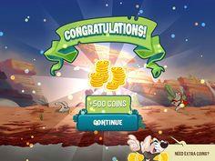 Run Sheldon Rewards: screenshots, UI