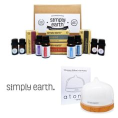 Essential Oils Recipes, Gifts & Subscriptions #simplyearth #eorecipebox (Giveaway Ends 1/2) - Mom and More