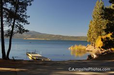 Grizzly Campground is one of the three located on Lake Davis, 7 miles north of Portola, California.