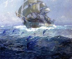 William Ritschel - In the Trade Winds