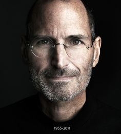 Steve Jobs.  Photographer: Macro Grob