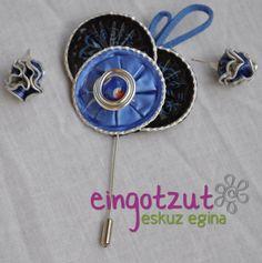 NESPRESSO pack bisuteria complet blue / EINGOTZUT - Artesanio