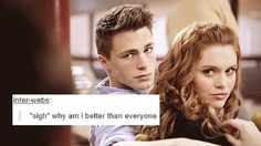 Except Jackson actually isn't better than everyone. Lydia is though. Lydia is queen.