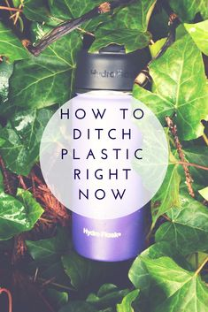 Ready to get all that plastic junk out of your house? Lead a healthier life and be good to the planet by implementing these simple waste reduction techniques!