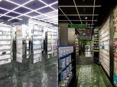 MaPharmacie drugstore by José Lévy, Paris » Retail Design Blog