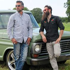 Aaron kaufman # gas monkey # beards # shaving