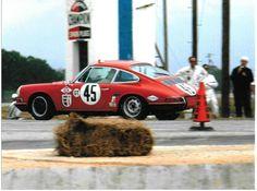 PORSCHE 911 911S JACK RYAN BILL BENCKER SEBRING 12 HOURS 1967 PHOTOGRAPH Corvette C3, Chevrolet Corvette, Porsche 911, Jochen Rindt, Bruce Mclaren, 24h Le Mans, Mario Andretti, Ford Gt40, Rx7