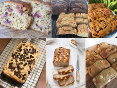 Everybody loves banana bread! Unfortunately, store-bought or banana bread from a cafe is usually laden with a huge amount of sugar and calories. Check out our top 6 Healthy Banana Bread Recipes.