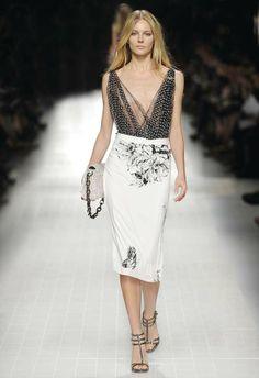 Blumarine Spring-Summer 2014 Fashion Show Collection #mfw