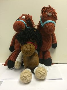 horse crochet like your horse