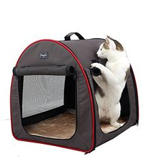 Special Offers - Petsfit 20x19x20 Inches Soft Portable Dog Crate/Cat Crate/Foldable Pet Kennel/Indoor Outdoor Pet Home - In stock & Free Shipping. You can save more money! Check It (September 05 2016 at 01:13PM) >> http://dogcollarusa.net/petsfit-20x19x20-inches-soft-portable-dog-cratecat-cratefoldable-pet-kennelindoor-outdoor-pet-home/