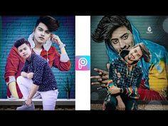 picsart tutorial - YouTube Portrait Background, Love Background Images, Photo Background Images, Background Images Wallpapers, Photo Backgrounds, Video Editing, Photo Editing, Picsart Tutorial, Download Hair