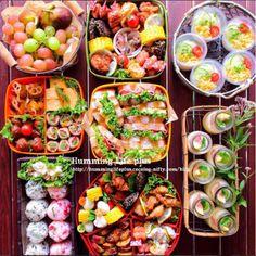 絶対マネしたい!人気ママインスタグラマーによる「運動会ランチボックス集」5選|Yahoo!学び Bento Recipes, Lunch Box Recipes, I Love Food, A Food, Food And Drink, Korean Dishes, Peruvian Recipes, Party Dishes, Food Packaging Design