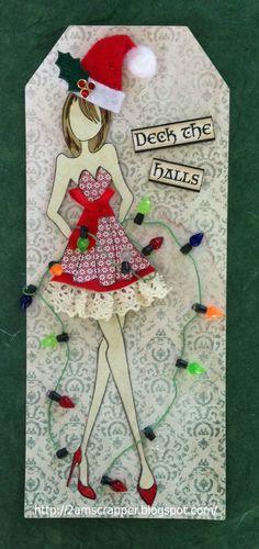 My Sheri CRAFTS: MY SHERI CRAFTS CHALLENGE #138 - Christmas In July