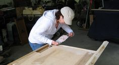 Using Bondo to Fille Holes In Plywood Body