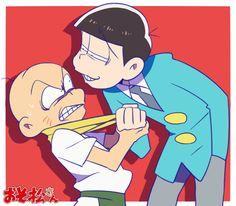 「おそ松さん詰」/「もがみ」の漫画 [pixiv]