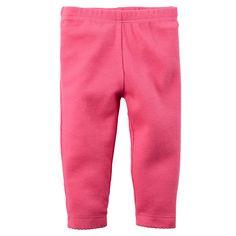 Baby Girl Leggings   Carters.com