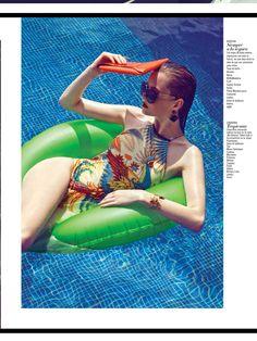 Look verano de Grazia México |Brazalete cactus de Sophie Simon en CAÑAMIEL