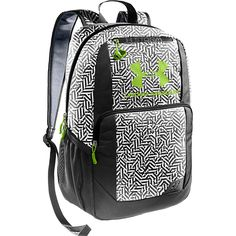 Under Armour Ozzie Storm Backpack from DICK'S Sporting Goods. Shop more products from DICK'S Sporting Goods on Wanelo. Cute Backpacks, Girl Backpacks, School Backpacks, Black Backpack, Backpack Bags, Adidas Backpack, Duffle Bags, Loki Bracelet, Softball Bags