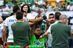 Brazils tragic Chapecoense draws in first match since plane crash   Chapecó (Brazil) (AFP)  Chapecoense the up and coming Brazilian football club decimated by a plane crash proudly strode back on the field Saturday in a new line-up for their first match since the tragedy.  The team took the field amid intense public and media attention focusing on the 20000-place Arena Conda stadium in Chapeco decked out in the home sides green color.  Although supporters had wildly snapped up club jerseys…