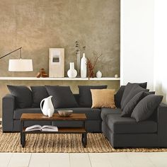 Build Your Own - Walton Sectional Pieces #westelm