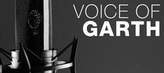 Voice Overs By Garth Collins - Commercials, Video, Multimedia, E-Learning. - Voice of Garth Productions