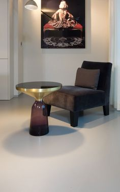 Interieur design inspiratie - residentie België. Meer in ons lookbook