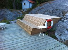 How about some lounge chair? We can build that, too! Red Mount AB 00 46 700534688 janis@redmount.se