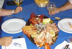 marisco en Chiclana