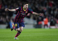 Lionel Messi, La Liga'da 230 gole ulaştı. Arjantinli futbolcu ile zirvedeki Athletic Bilbao efsanesi Telmo Zarra arasında ise 22 gol var...