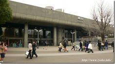 前川國男 東京文化会館