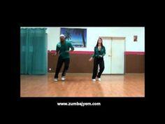 "Chorégraphie Zumba® Fitness  ""Dekole"" MMix 33"