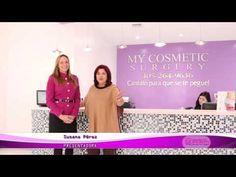 Luisiana Ríos de América TV visita My Cosmetic Surgery Miami. - YouTube