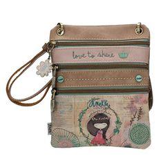 Anekke Nature Τσαντάκι ώμου Bags, Fashion, Handbags, Moda, Fashion Styles, Fashion Illustrations, Bag, Totes, Hand Bags