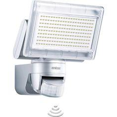 Steinel+XLED+Home+1+LED+met+sensor+zilver+-+