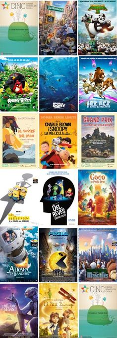 CINC, Cinema Infantil en Català. Projeccions a les comarques gironines. Des del 9 d'octubre fins al 28 de desembre 2016