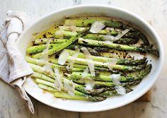 roasted asparagus...