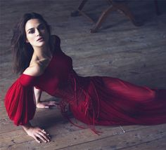The Edit Magazine October 2014   Keira Knightley by David Bellemere [Fashion]