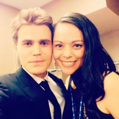 Paul Wesley - Humane Society Of The United States 60th Anniversary Gala (29-03-14)