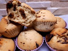 Muffin, Stevia, Diabetes, Low Carb, Healthy Recipes, Healthy Food, Sweets, Wellness, Snacks