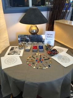 Mandala provocation - Can you make a Mandala Inquiry Based Learning, Learning Centers, Learning Activities, Kindergarten Art, Preschool Math, Early Childhood Education, Early Education, Emergent Curriculum, Reggio Classroom